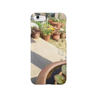 ぼぶぼぉぷぴぽ Smartphone cases