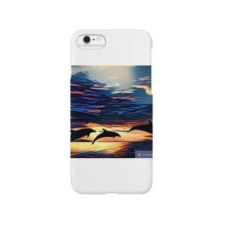 サンセット Smartphone cases