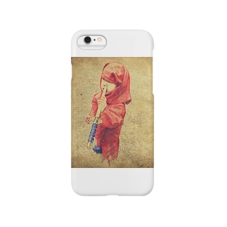ニンニン Smartphone cases