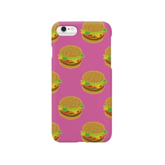 JUNK FOOD IT'S MY LIFE PINK  Smartphone cases