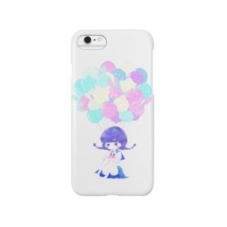 風船 Smartphone cases