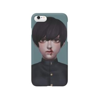 売春 Smartphone cases