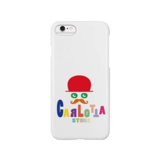 オリジナリティで自由こそがCARLOTTA Smartphone cases