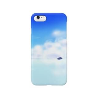 水平線 Smartphone cases