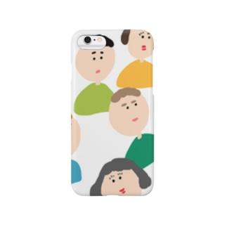 ひと Smartphone Case
