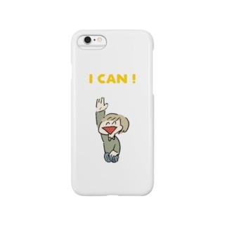 できます〜!! Smartphone cases