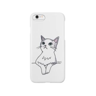 100nyans029.purucat Smartphone cases