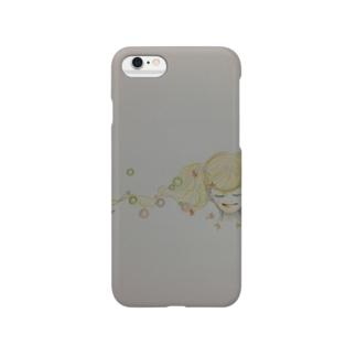 しゃぼん Smartphone cases