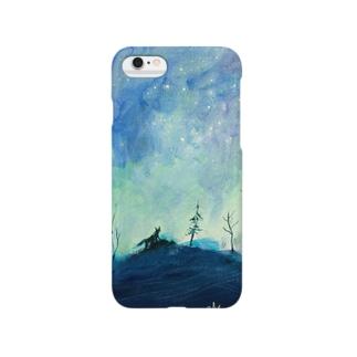 ムラナギ/十三月の夜空 Smartphone cases