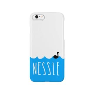 ネッシーTシャツ Smartphone cases