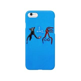 POP ART(I am I.eye.) Smartphone cases