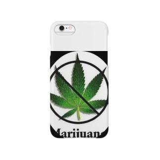 マリファナ 1 Smartphone cases