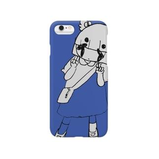 傾き Smartphone cases