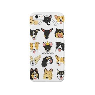GOOD DOG 2016 その2 Smartphone cases