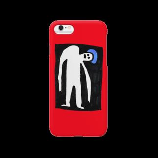 DoiMayumiのPOP ART(デレマセン。ハマッテマス。) スマートフォンケース