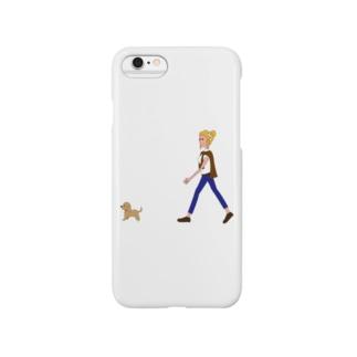 パリジェンヌ Smartphone cases
