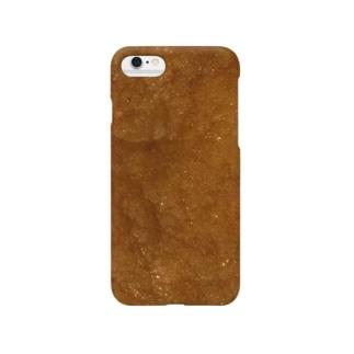 カップ麺のうどんに入ってるやつ Smartphone cases