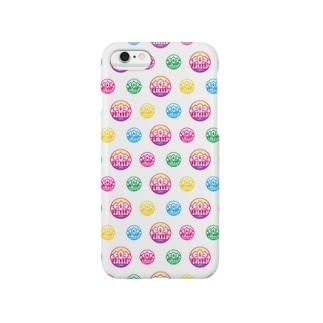 パ紋No.0457lisaco Smartphone cases