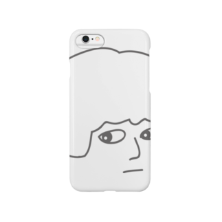 ゆてぃの横目のおんなのこ Smartphone cases