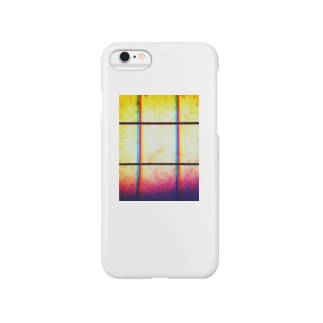 純和風格子柄 ふぁんきぃ🍭 Ongakus photo goods Smartphone cases