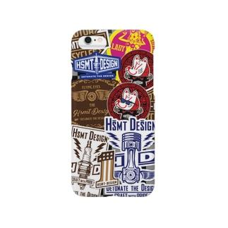 HSMT design CRAZY Smartphone cases