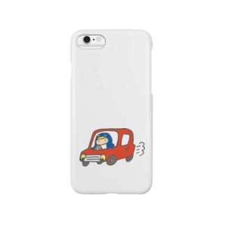 くるまペンギン氏 Smartphone cases