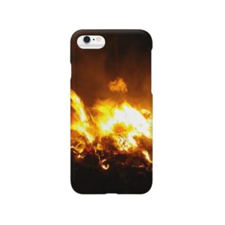 Holy flame  Smartphone cases