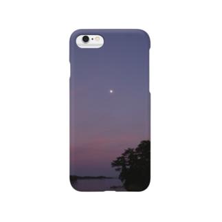 松島の月 心にかかりて Smartphone cases