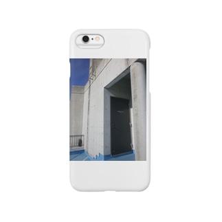 BLUE EXIT2 Smartphone cases
