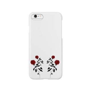 Utsusemiの薔薇 Smartphone cases