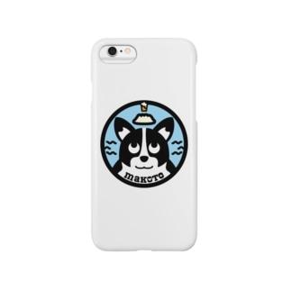 パ紋No.2829 makoto Smartphone cases