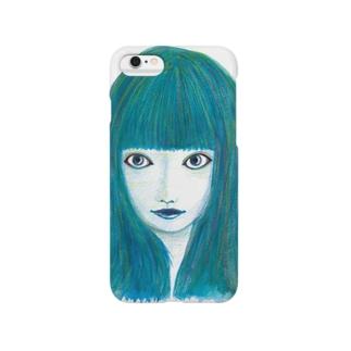 美しい人 Smartphone cases