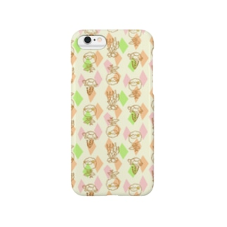 【メリのすけフレンズ】(春) Smartphone cases