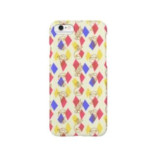 【メリのすけフレンズ】(ブライト) Smartphone cases