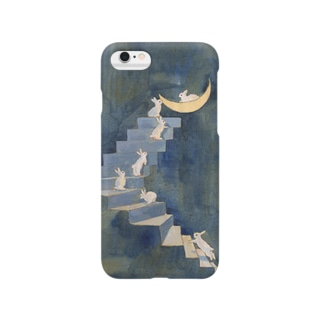 SCHINAKO'SのStairway to the moon Smartphone cases