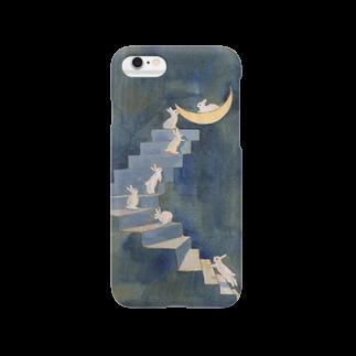SCHINAKO'SのStairway to the moon Smartphone cases