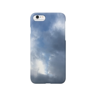 空のケースno.1 Smartphone cases
