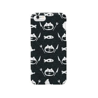 ジャクニクキョウショク Smartphone cases