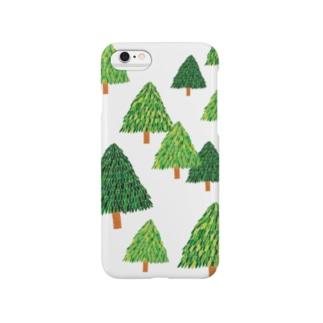 森へ スマートフォンケース