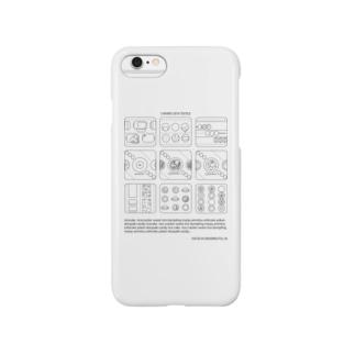 和菓子1-わがし- Smartphone cases