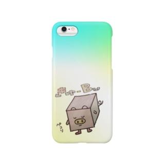 🍀キユーBU🌱 Smartphone cases