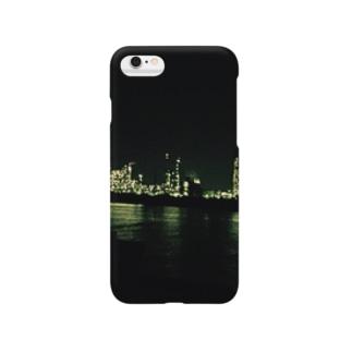 工場夜景 Smartphone cases