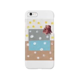 みずたまとふわふわ茶色い子 Smartphone Case