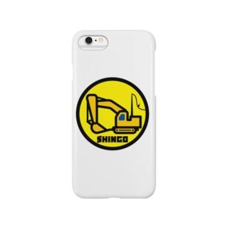 パ紋No.2833 SHINGO  Smartphone cases