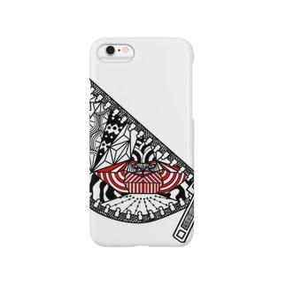 くちびるケース Smartphone cases