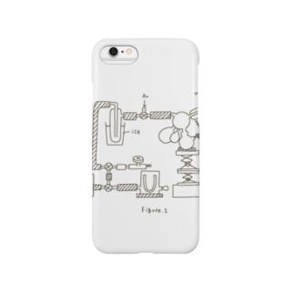 化学実験 Smartphone cases