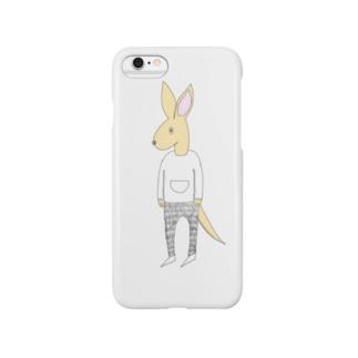 kangarooカラーバージョン Smartphone cases