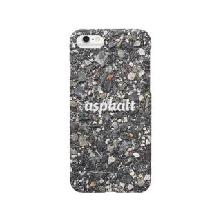 asphaltは硬い Smartphone cases