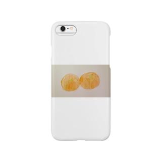 小原紅早生 みかん Smartphone cases