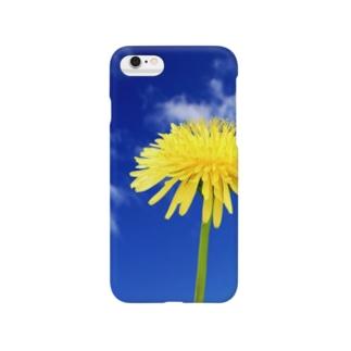 タンポポ Smartphone cases